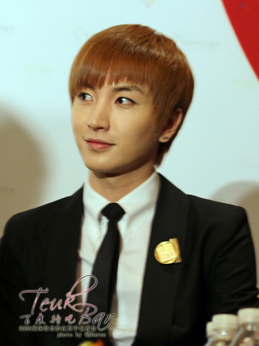 110305 Korea's Delicious Press Conference in Shanghai