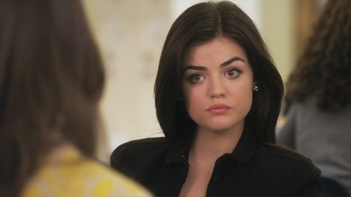 Aria Montgomery wallpaper containing a portrait titled 1x20