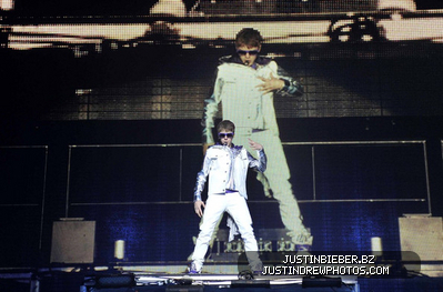 2011 My World European Tour, Burmingham UK, National Indoor Area (March 5)