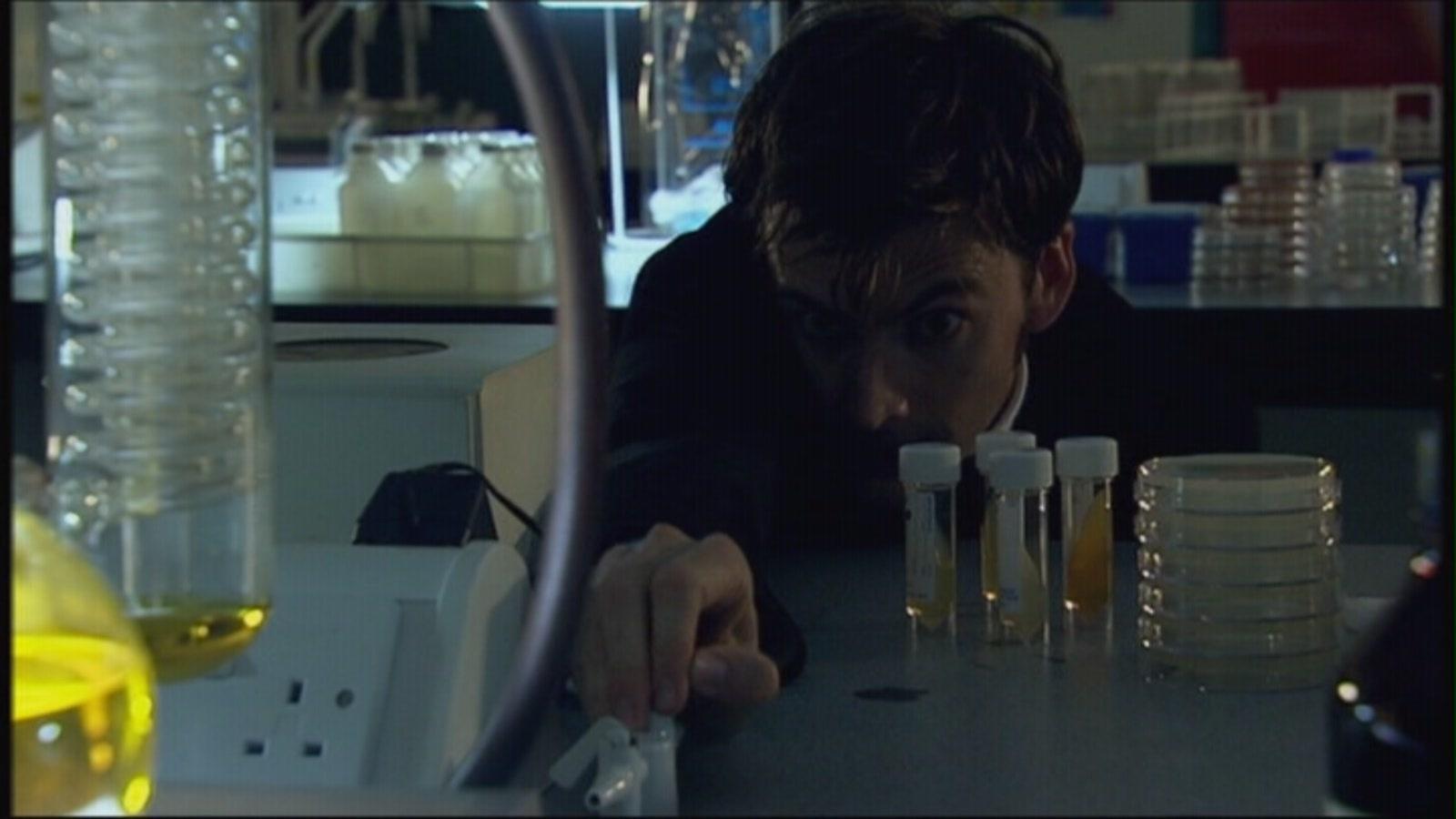 3x06 The Lazarus Experiment
