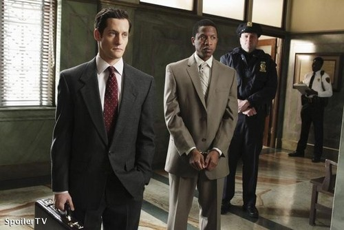 3x19 Law and Murder Promo Pics