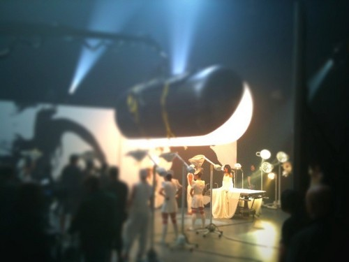 7.15 'Bombshells' Behind the Scenes