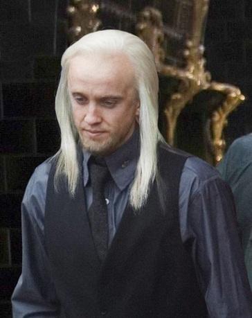 Adult Draco Malfoy
