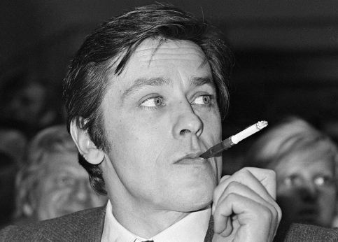 Alain Delon wallpaper titled Alain