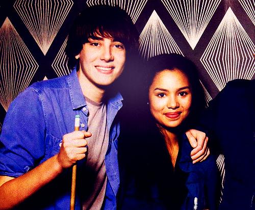 Alex and Jessica