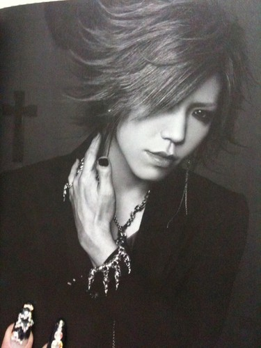 Aoi the GazettE New Look 2011