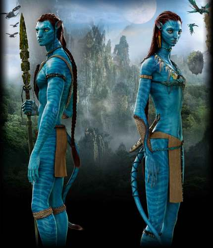 Avatar wallpaper with a surcoat titled AvAtAr