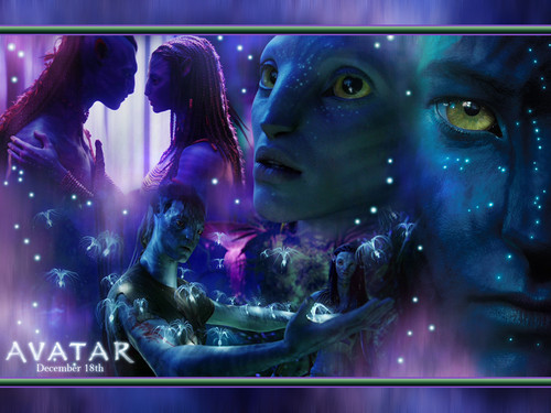 Avatar wallpaper titled AvAtAr