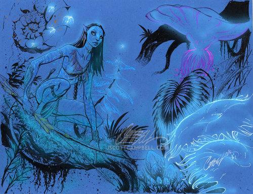 Avatar wallpaper entitled AvAtAr