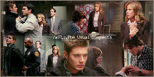 Banner - 2.07 The Usual Suspects