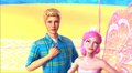 barbie-movies - Barbie A Fairy Secret- Lorinna's look on all that stuff: Zane is angry. What will Ken say? screencap