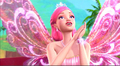 barbie-movies - Barbie A Fairy Secret- Lorinna's look on all that stuff: Romantical princess screencap