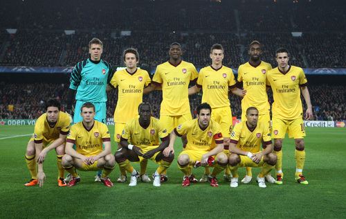 Barcelona vs Arsenal (3-1)