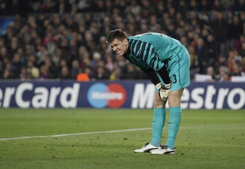 Barcelona vs Arsenal (3-1)