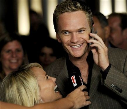 Barney Stinson and Hayden Panettiere - barney-stinson Photo