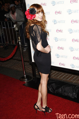 Bella At The Premiere Of Beastly(: