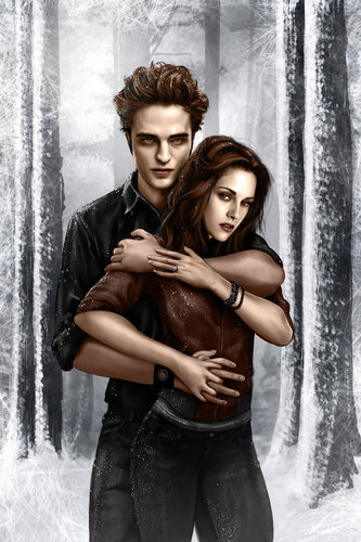 Bella and Edward are