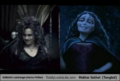 Bellatrix looks just like........