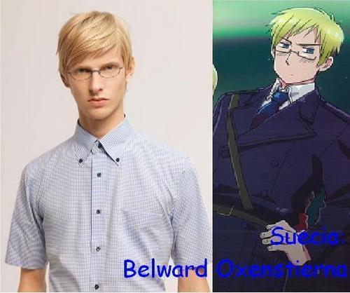 Belward Oxenstierna