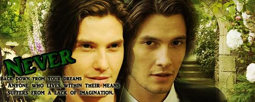 Ben, beautiful dreamer