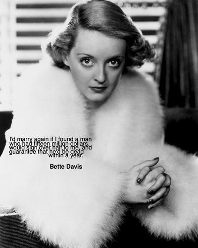 Bette Davis 인용구