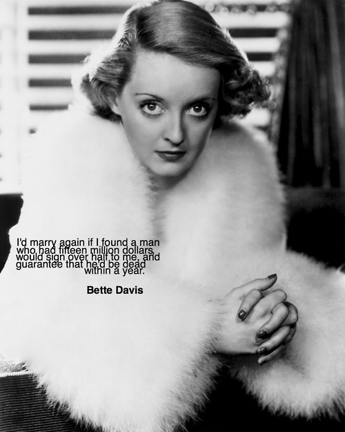 Bette Davis - Wallpaper Colection
