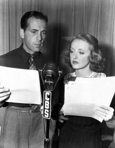 Image result for humphrey bogart and bette davis
