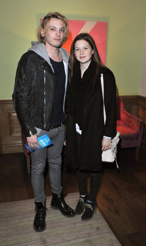 Bonnie Wright - Hall Pass-London - ginevra-ginny-weasley Photo