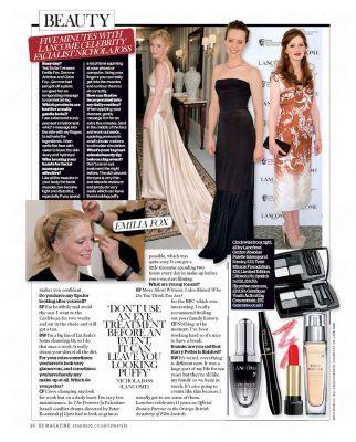 Bonnie talks to ES Magazine