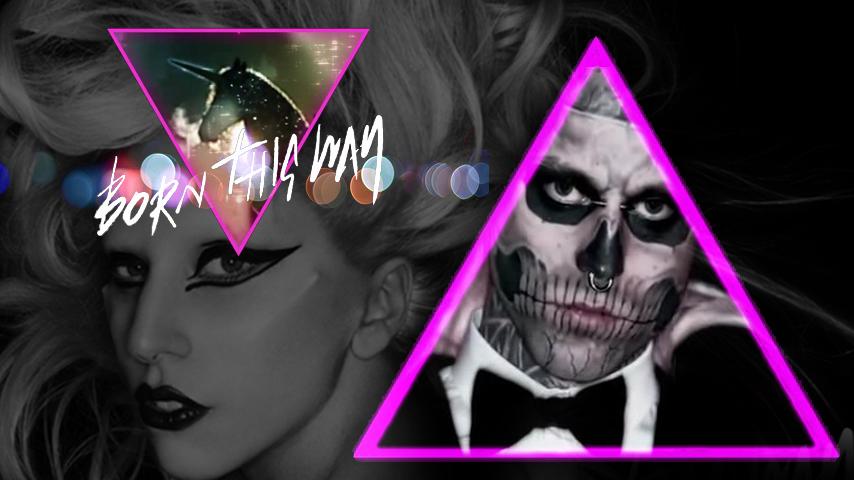 lady gaga born this way video. Born This way - Video Prom.