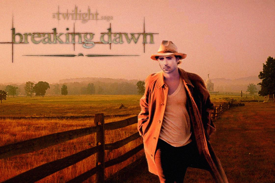 Breaking Dawn Movie Poster