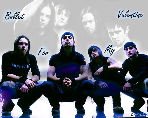 Bullet For My Valentine - bullet-for-my-valentine Wallpaper