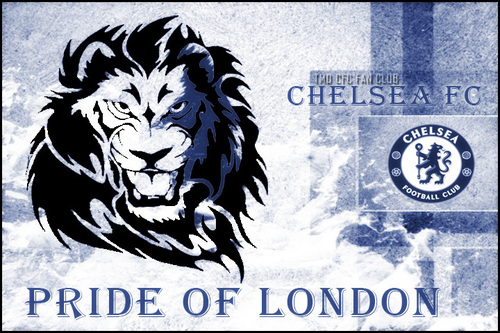 Chelsea FC Wallpaper With Anime Titled CFC
