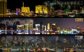 CSI Trilogy Skylines (Widescreen) - csi-ny wallpaper