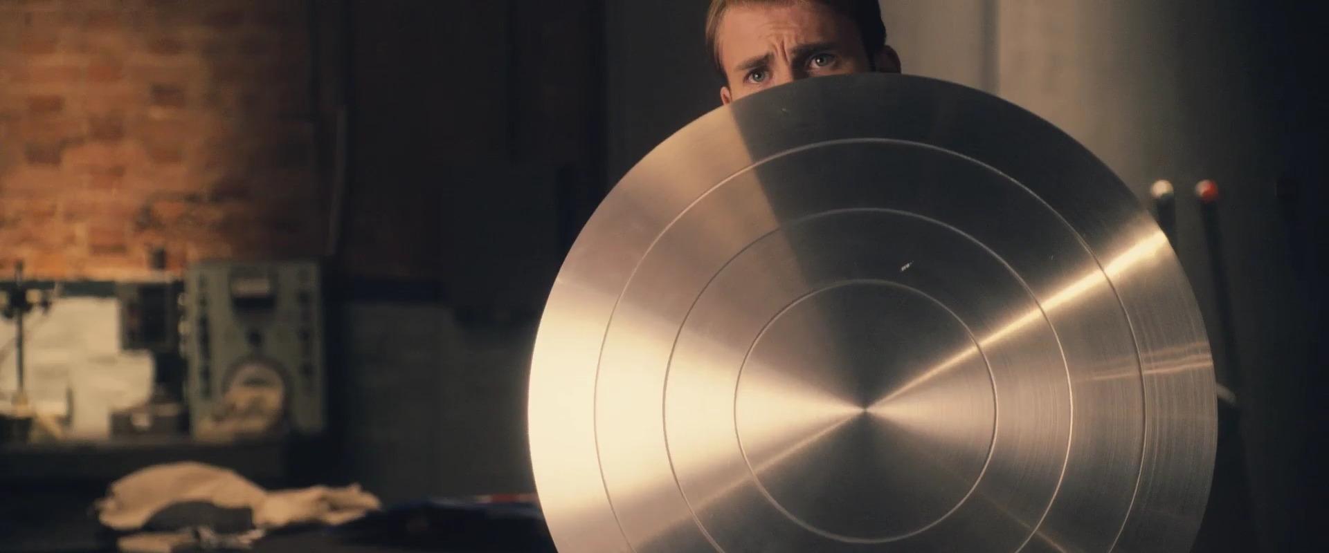 Captain America trailer screencaps