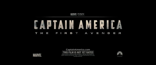 The First Avenger: Captain America wallpaper entitled Captain America trailer screencaps