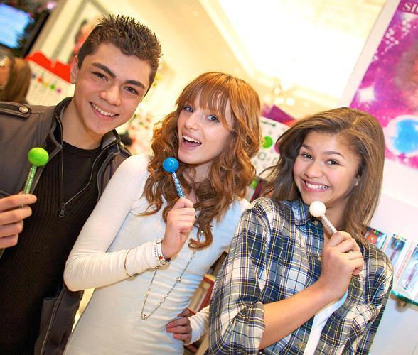 Cece and Rocky - bella-thorne-and-zendaya Photo