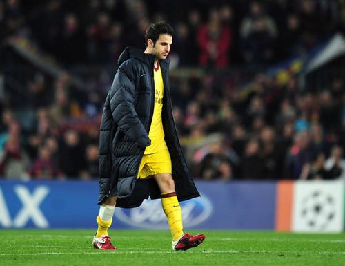 Cesc (Barcelona - Arsenal)