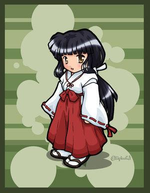 Chibi Kikyo