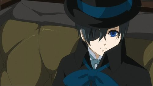 Ciel Phantomhive wallpaper titled Ciel Phantomhive