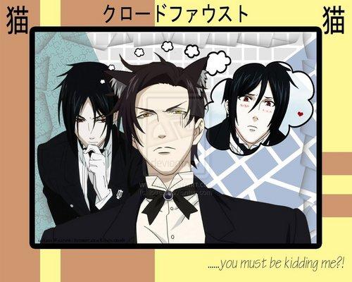 Claude and Sebastian
