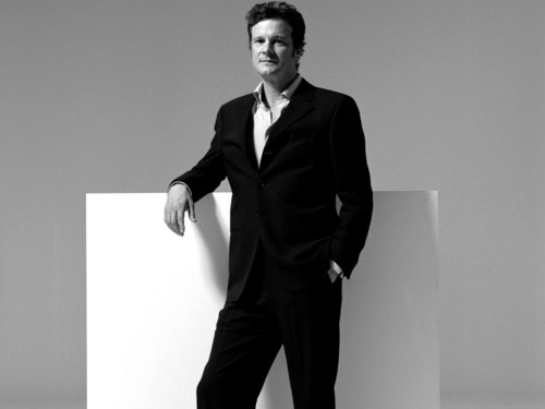 Colin Firth karatasi la kupamba ukuta with a business suit, a suit, and a well dressed person called Colin Firth