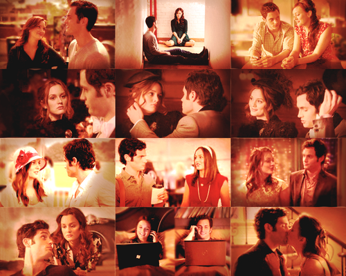 Dan and Blair wallpaper titled Dan and Blair