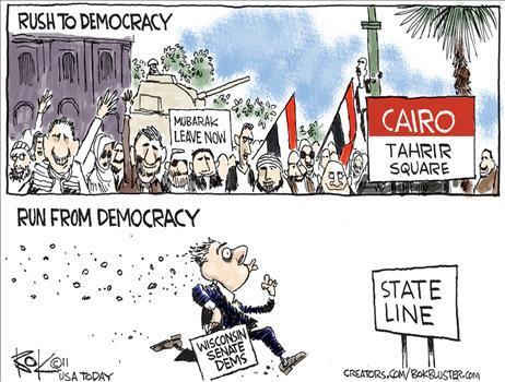Democracy 2011 - us-republican-party Fan Art