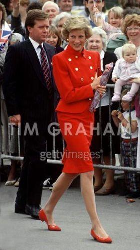 Diana In Derbyshire