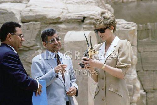 Diana In Egypt