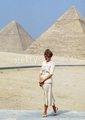 Diana In Egypt