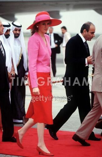 Diana In Kuwait