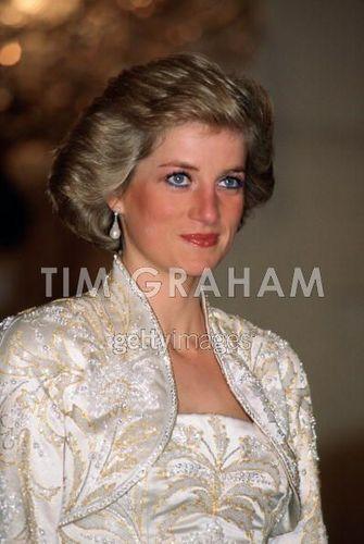 Diana Paris Victor Edelstein Dress