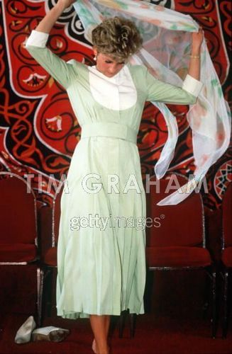 Diana Veil Egypt